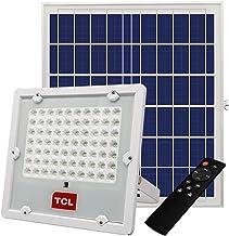 Solar Flood Lights Outdoor 60W/100W, 10000/15000mAH Grote Capaciteit Batterij Solar Spotlights Outdoor Tuin 68-138 Lamp Kr...