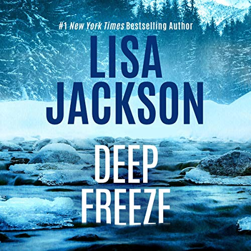 Deep Freeze  By  cover art
