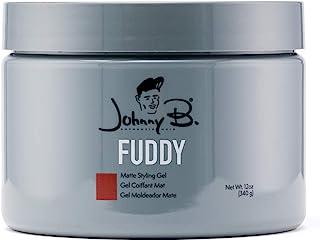 JOHNNY B. Fuddy Matte Styling Gel
