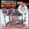 タナックス(TANAX) MOTOFIZZ ミニフィールドシートバッグ (アクティブオレンジ) 容量 19-27L MFK-251 #2
