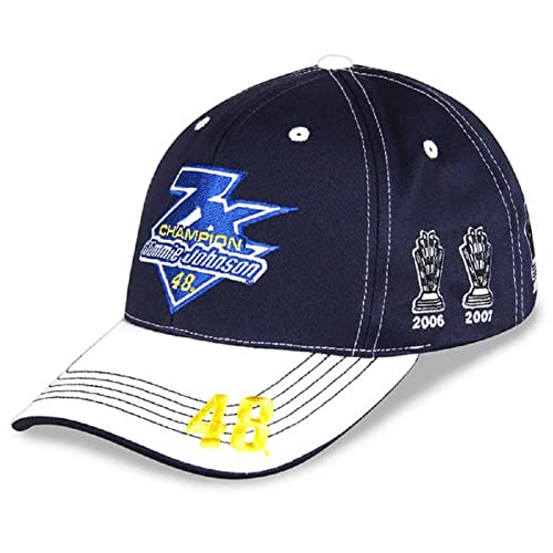 66dbe7b60 Jimmie Johnson Hat: Amazon.com