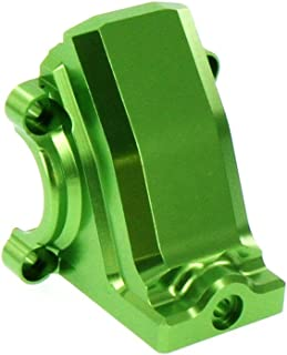 Atomik RC Traxxas X-Maxx Alloy Front/Rear Differential Cover, Green TRX 7780