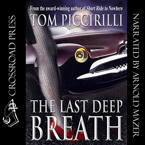 The Last Deep Breath audiobook cover art