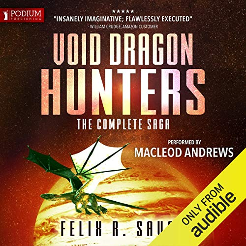 Void Dragon Hunters cover art