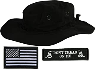 Operator Boonie Hat Bundle & Patches - USA/DTOM