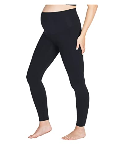 Modern Eternity Ella Maternity Leggings (Black) Women