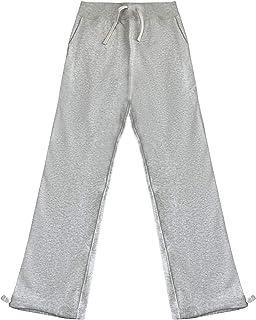 Ralph Lauren Polo Mens Fleece Athletic Pants (Small, Grey Heather)