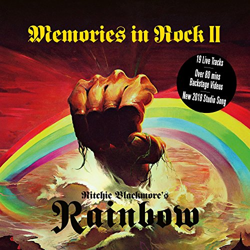 Memories In Rock 2 (2Cd+Dvd)