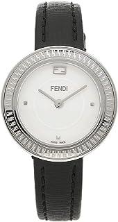 [フェンディ]腕時計 レディース FENDI F354024011 ブラック シルバー ホワイト [並行輸入品]