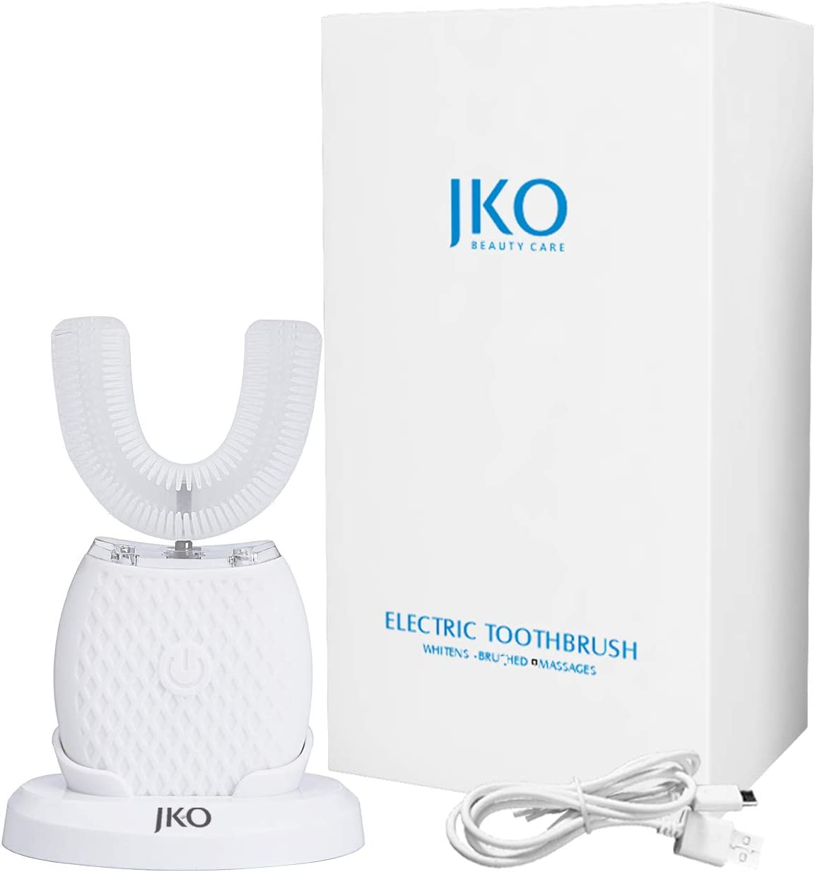 JKO Ultrasonic Toothbrush Electric for Adults Louisville-Jefferson County Mall Sonic Toothbrushes Omaha Mall