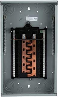Siemens P2040L1125ACU 125 Amp 20 Space 40 Circuit Indoor Flush or Surface Mount Wire Guide Load Center with Copper Bus Bars