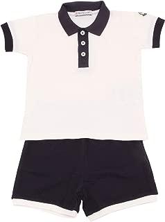 MONCLER 9049AA Completo Bimbo Boy Polo/Bermuda t-Shirt/Pants [9/12 ...