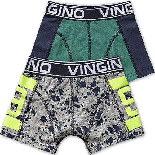 Vingino Spots Boys Shorts met 2 stuks