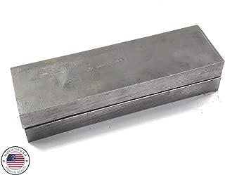 "20 Ton Steel Shop Press Bed Plates Parallels, H-Frame Arbor 1""X 3""X 8 1/2"" Set"