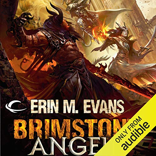 Brimstone Angels cover art