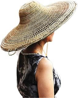 japanese bamboo hat