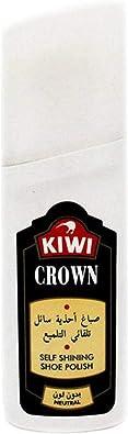 Kiwi Crown Neutral Shoe Polish 75ml