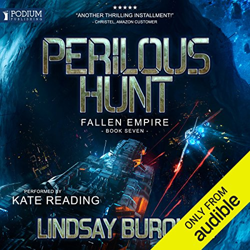 Perilous Hunt cover art