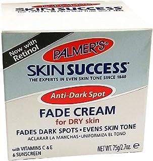 Palmer's Skin Success Anti-Dark Spot Fade Cream for Dry Skin 2.70 oz (Pack of 2)