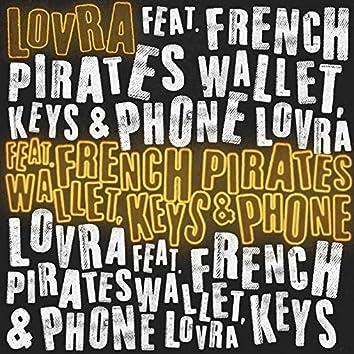 Wallet, Keys & Phone