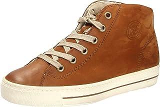 Suchergebnis auf für: damen sneaker cognac: Schuhe