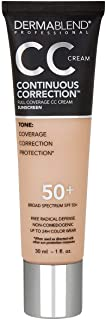 Dermablend Continuous Correction CC Cream, Shade: 30N, 1 fl. oz.