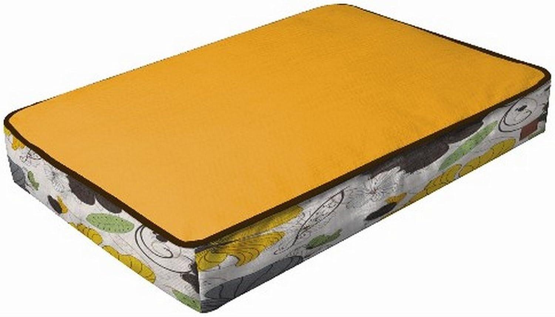 CROCI Cozy Flo Pillow, 90 x 60 x 12 cm