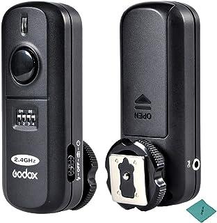 技適マーク&日本語取扱説明書付き】Godox FC-16 2.4GHz 16チャネル ワイヤレス リモートフラッシュ スタジオストロボ トリガーシャッター キヤノン 5D 6D 7D 5D Mark III 60D 600D 700D 70D ...