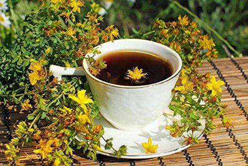 Thé l'après-midi à herbes Mélange graines