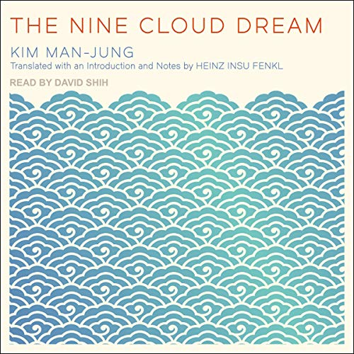 The Nine Cloud Dream  By  cover art