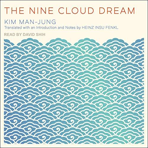 The Nine Cloud Dream audiobook cover art