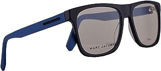 Marc Jacobs Marc 360 Eyeglasses 54-17-150 Blue w/Demo Clear Lens & Rubber Temples PJP Marc360
