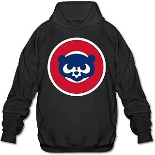 Men's Chicago Sport BaseballCub Hoodies Black