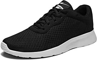 CCEO Mens Trainers Urban Running Shoes Sneakers All Seasons for Men Walking Road Tennis Sport Breathable Mesh Shoes Men Footwear