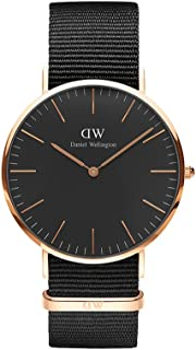 Classic Black Cornwall Watch