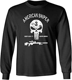 Best the punisher long sleeve shirt Reviews