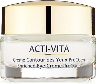 Monteil Acti-Vita femme/kvinnor, berikad ögonkräm ProCGen, 1-pack (1 x 15 ml)