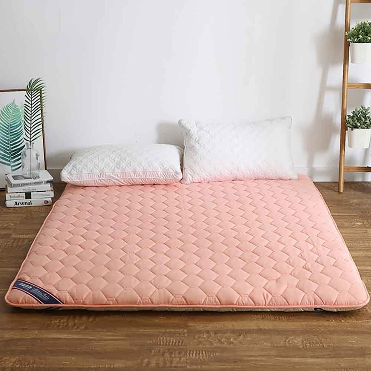 Cotton Mattress Mattress,Tatami Student Dormitory Mattress Cotton Padded Multi Layer Tufted Futon Mattress-B 120x200cm(47x79inch)