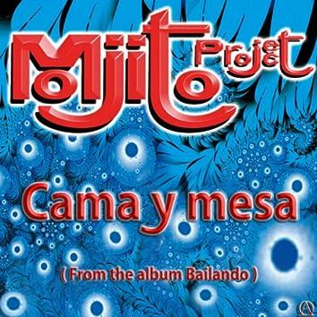 Cama y Mesa Instrumental (Instrumental From The Album Bailando)