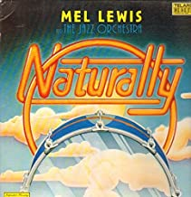 Mel Lewis And The Jazz Orchestra - Naturally - Telarc - DG-10044, Telarc - 10044