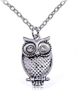 give a hoot owl pendant