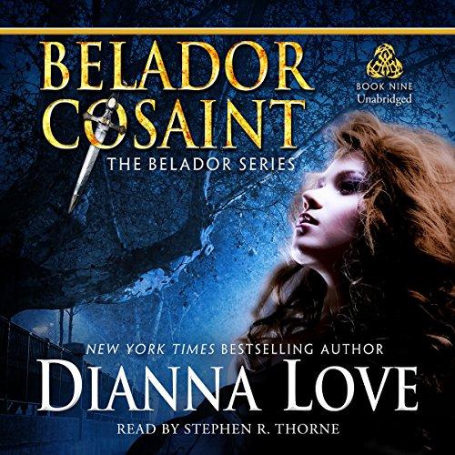 Belador Cosaint audiobook cover art