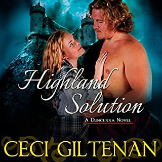Highland Solution audiobook cover art