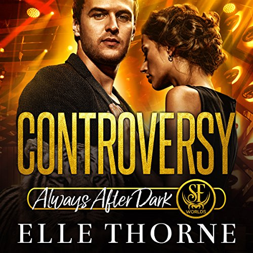 Controversy: Shifters Forever Worlds audiobook cover art