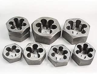 FidgetGear - Troquel Hexagonal de Rosca métrica Derecha M25 M36, M30 x 2.0mm