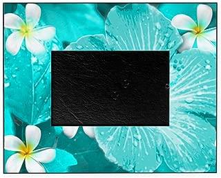 CafePress Blue Hawaii Decorative 8x10 Picture Frame