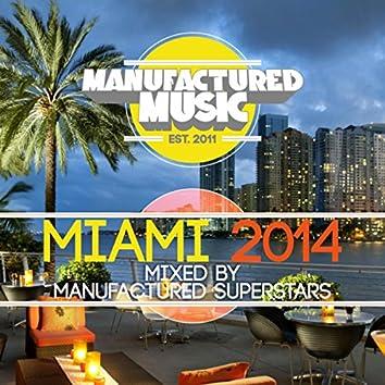 Manufactured Music Miami 2014