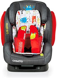 Cosatto Hug Isofix Car Seat Group 123, Monster Mob