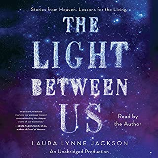 The Light Between Us cover art