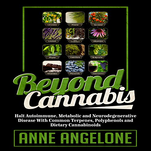 Beyond Cannabis audiobook cover art
